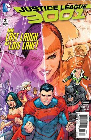 Justice League 3001 3-A