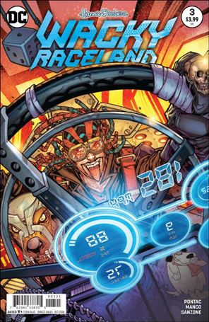 Wacky Raceland 3-B