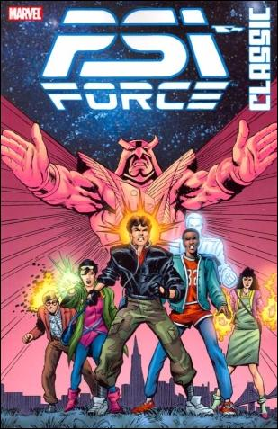 Psi-Force Classic 1-A by Marvel