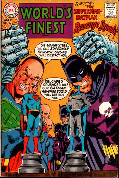World's Finest Comics 175-A by DC