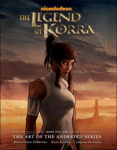 Legend of Korra: The Art of the Animated Series 1-A by Dark Horse