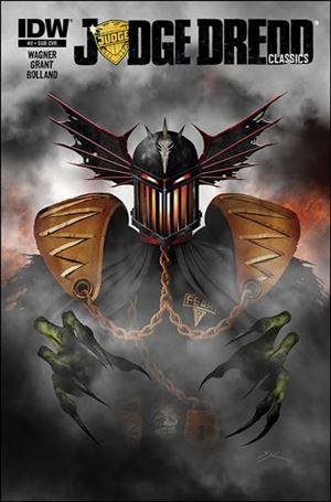 Judge Dredd Classics: The Dark Judges 2-B