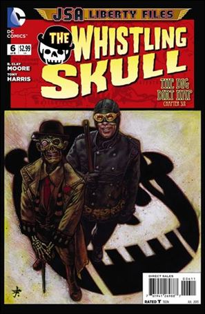 JSA Liberty Files: The Whistling Skull 6-A
