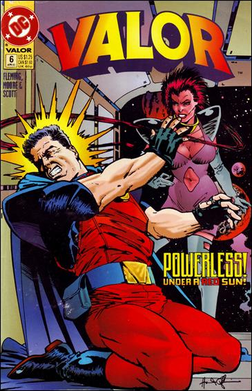 Valor (1992) 6-A by DC