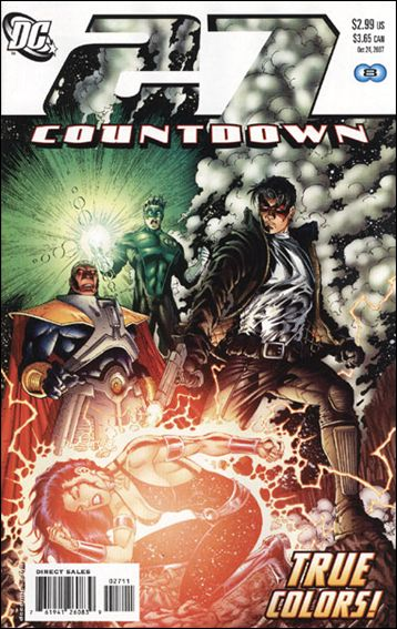 Countdown (2007) 27-A by DC
