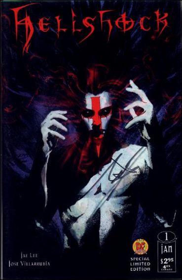 Hellshock (1997) 1-B by Image