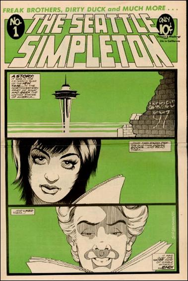 Seattle Simpleton 1-A by Homestead Press