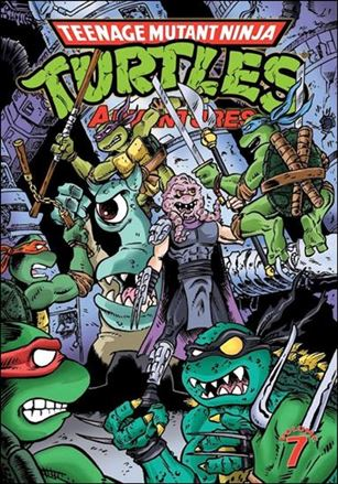 Teenage Mutant Ninja Turtles Adventures (2012)  7-A