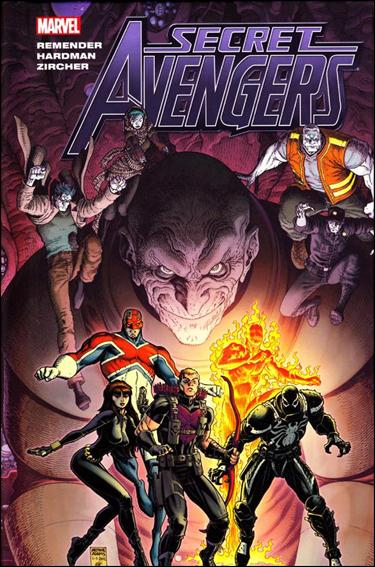 Secret Avengers by Rick Remender 1-A by Marvel