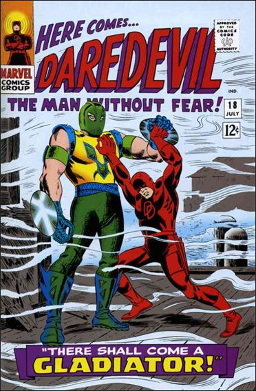 Daredevil (1964) 18-A by Marvel