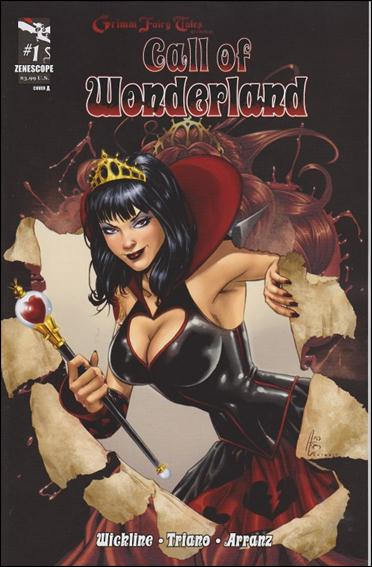 Grimm Fairy Tales Presents: Call of Wonderland 1-A by Zenescope Entertainment
