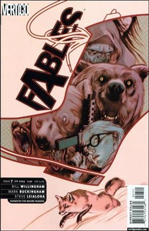 Fables 7-A
