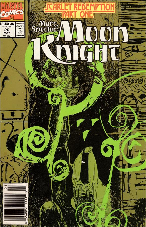 Marc Spector: Moon Knight 26-A by Marvel