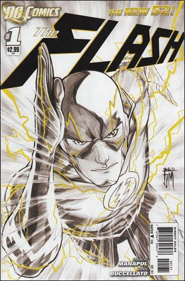 Flash (2011) 1-C by DC