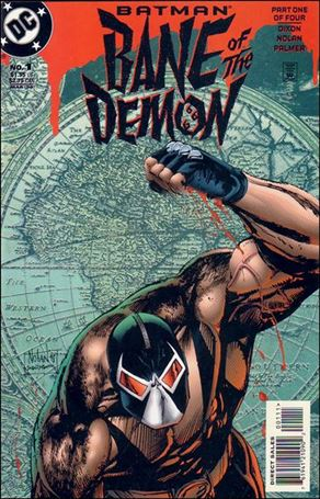 Batman: Bane of the Demon 1-A