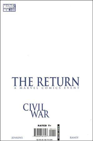 Civil War: The Return 1-A