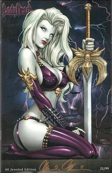 Lady Death (1997) 0-CS by Chaos! Comics
