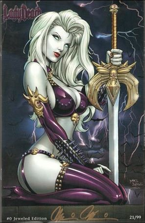 Lady Death (1997) 0-CT