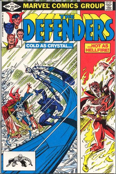 Defenders (1972) 105-A by Marvel