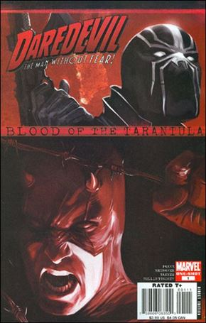 Daredevil: Blood of the Tarantula 1-A