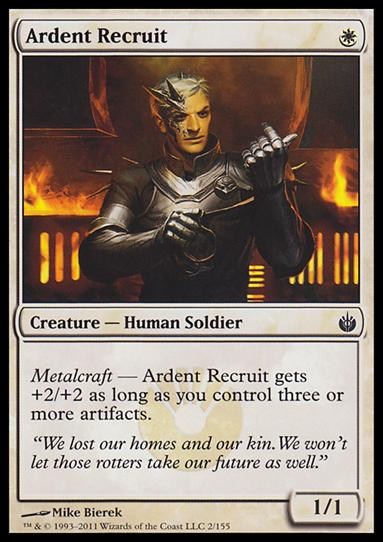 Magic the Gathering: Mirrodin Besieged (Base Set)2-A by Wizards of the Coast