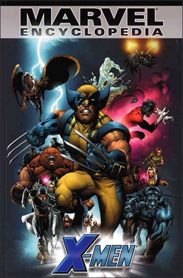Scholastic X-Men Marvel Encyclopedia 1-A by Marvel
