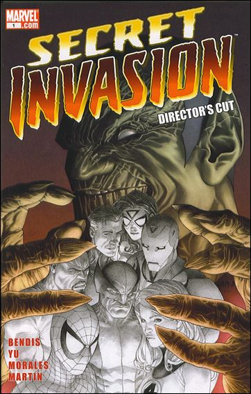 Secret Invasion 1-M by Marvel