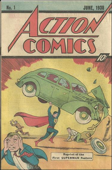 Action Comics (1938) 1-G by DC