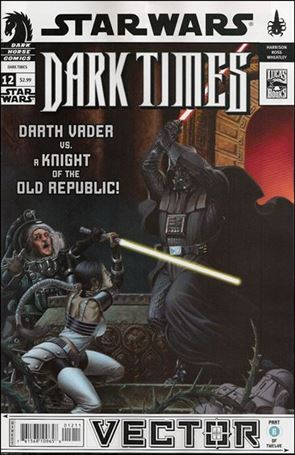 Star Wars: Dark Times 12-A