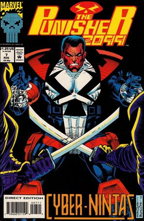 Punisher 2099 (1993) 7-A