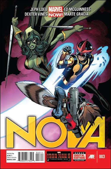 Nova (2013) 3-A by Marvel