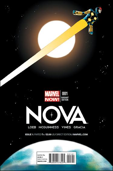 Nova (2013) 1-B by Marvel
