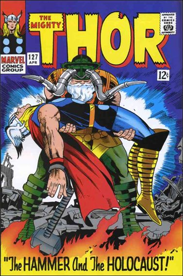 Thor (1966) 127-A by Marvel