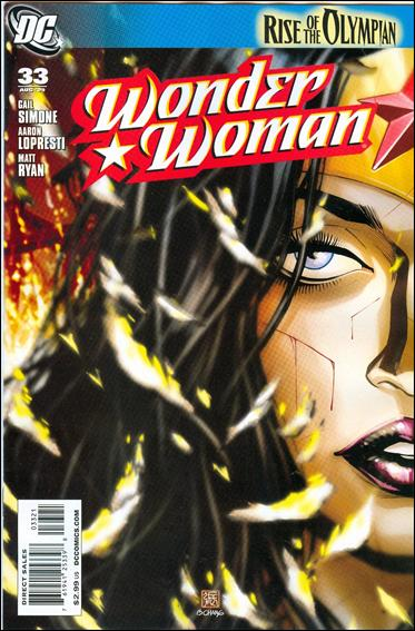 Wonder Woman (2006) 33-B by DC