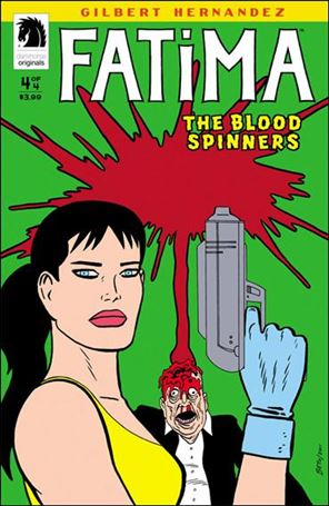 Fatima: The Blood Spinners 4-A
