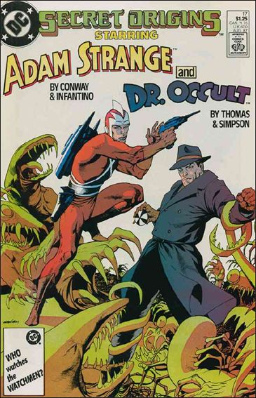 Secret Origins (1986) 17-A by DC