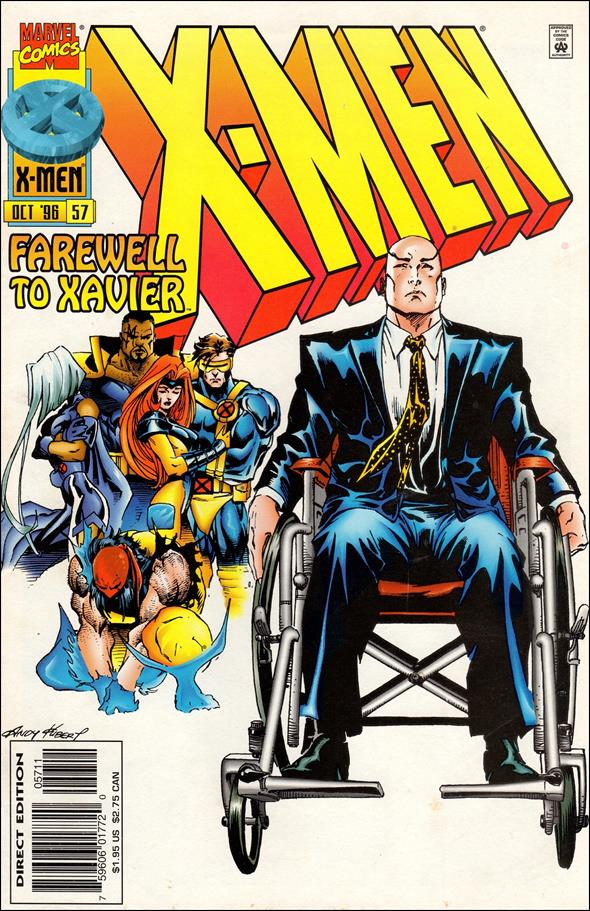 X-Men (1991) 57-A by Marvel