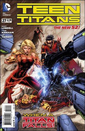Teen Titans (2011) 27-A