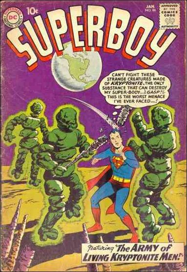 Superboy (1949) 86-A by DC