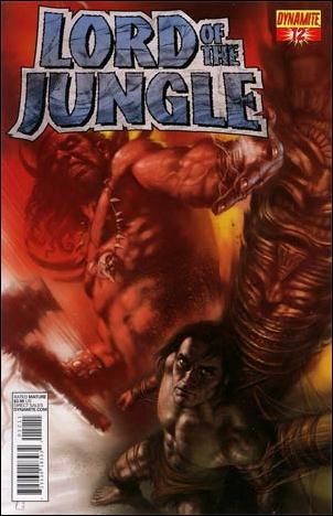 Lord of the Jungle 12-A by Dynamite Entertainment