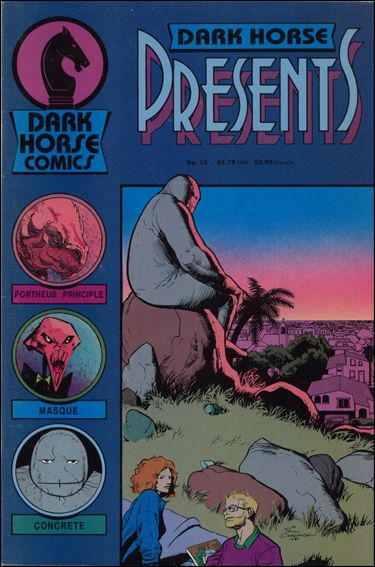 Dark Horse Presents (1986) 12-A by Dark Horse