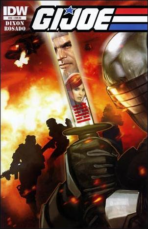 G.I. Joe (2011) 20-B by IDW