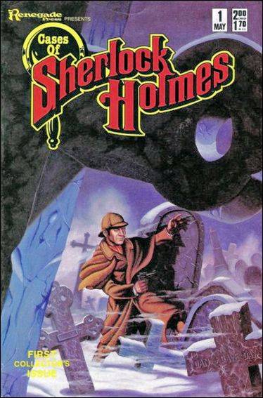 Cases of Sherlock Holmes 1-A by Renegade