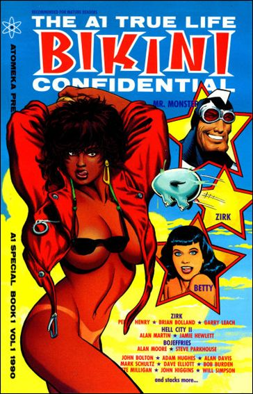 A1: True Life Bikini Confidential 1-A by Atomeka