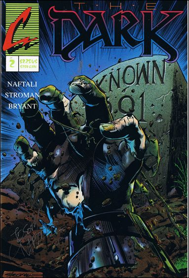 Dark (1990) 2-A by Continum Comics