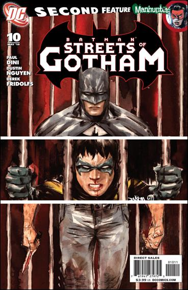 Batman: Streets of Gotham 10-A by DC