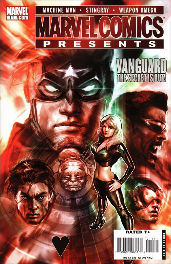 Marvel Comics Presents (2007) 11-A by Marvel