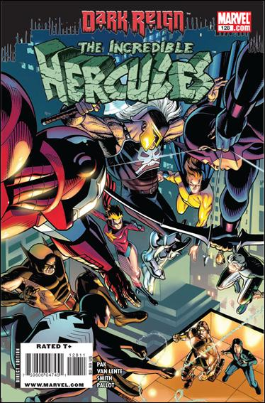 Incredible Hercules 128-A by Marvel