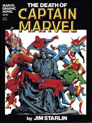 Marvel Graphic Novel 1-G