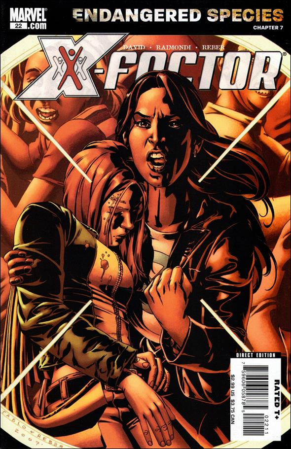 X-Factor (2006) 22-A by Marvel